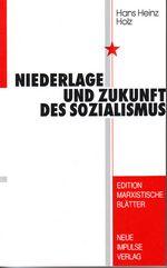 Cover Niederlage und Zukunft des Sozialismus